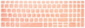 Keyboard Cover for 2021 New Dell Inspiron 15 3000 3501 3505 3502 15.6