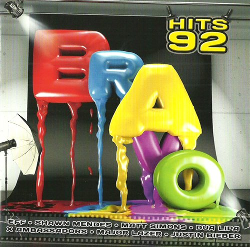 German Hit Compilation incl. 7 Years (Compilation CD, 44 Tracks)