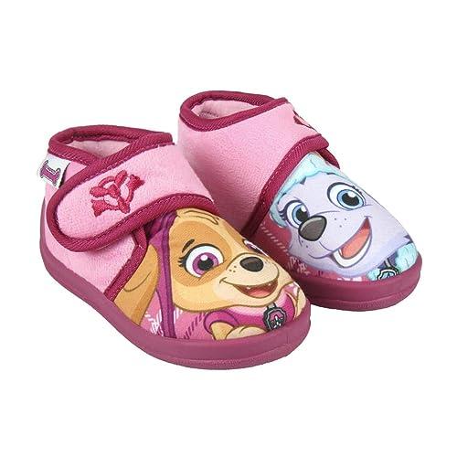 Cerdá Paw Patrol, Zapatillas de Estar por casa para Niñas: Amazon.es: Zapatos y complementos