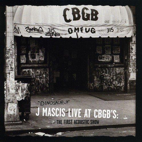 J. Mascis Live at CBGB's - First Acoustic Show