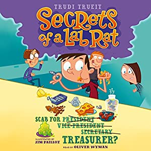 Scab for Treasurer? Audiobook
