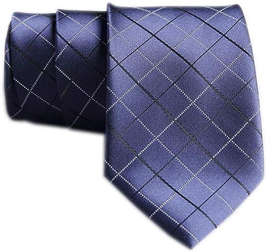 Men/'s Navy Blue All Occasions Valentine/'s Birthday Christmas ETC Necktie Tie