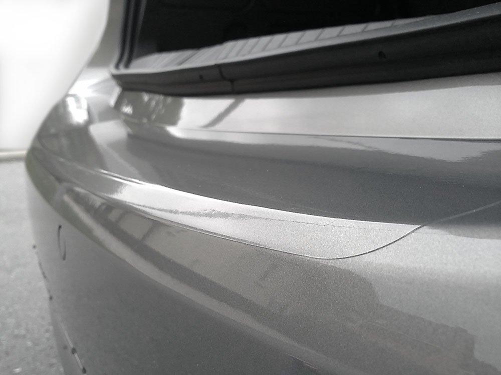L/ámina Protectora de Pintura para Parachoques autoadhesiva, 150 /μm Lackschutzshop Transparente