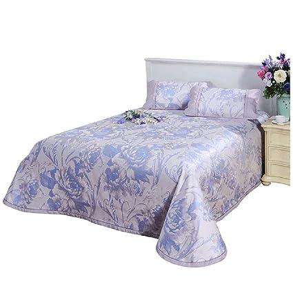 Cool colchones Alfombra de Cama de Seda de Verano 250 * 250 cm Habitación de habitación