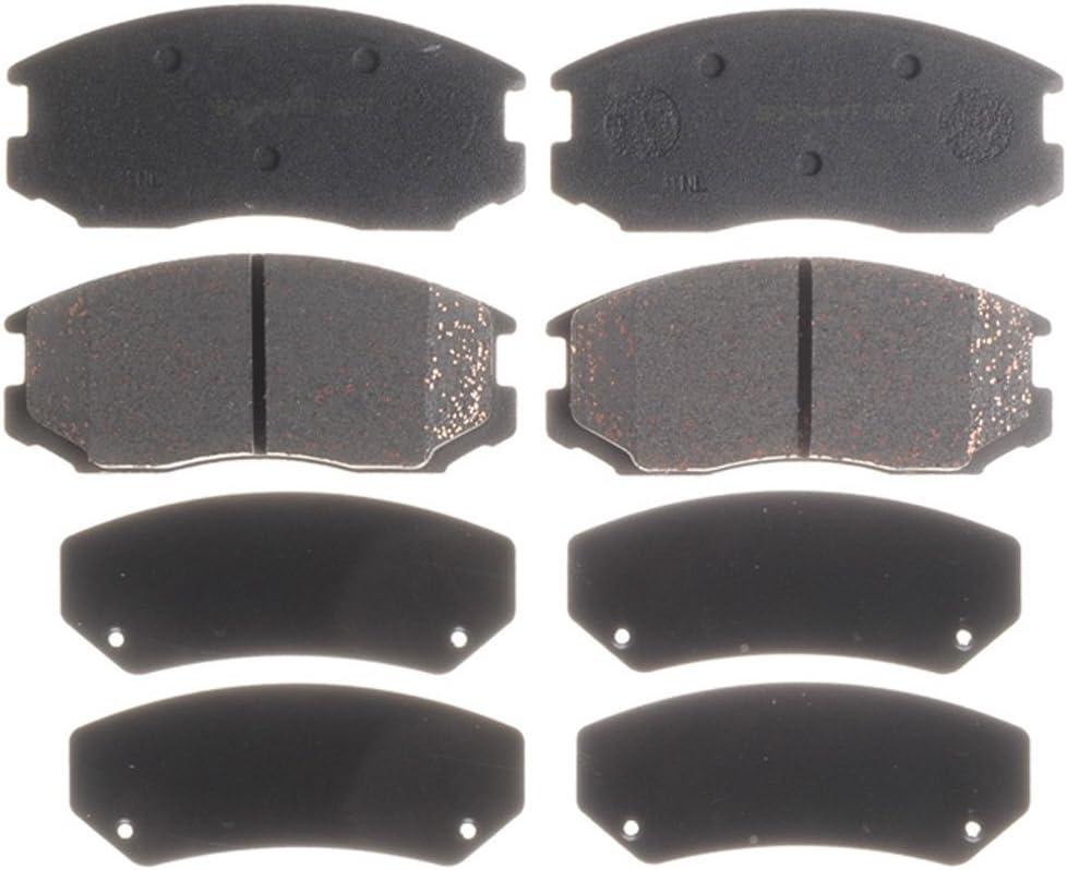 Raybestos PGD602C Professional Grade Ceramic Disc Brake Pad Set