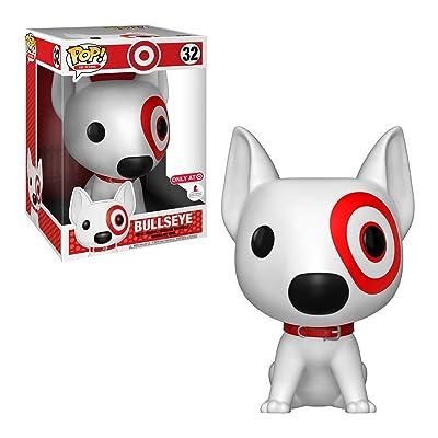 "POP! Icons: Target 10"" Bullseye: Toys & Games"