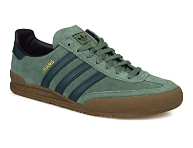 best website 9d766 04e7d adidas Men s Jeans Fitness Shoes, Green (Vertra Vernoc Negbas) ...