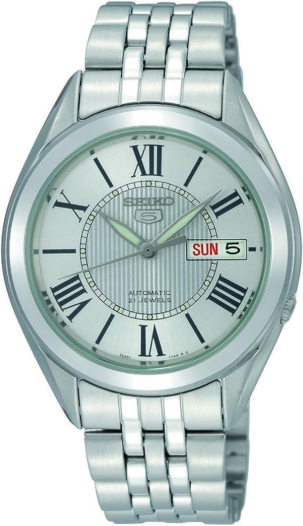 Seiko Reloj de Pulsera SNKL29K1