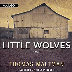 Little Wolves Audiobook