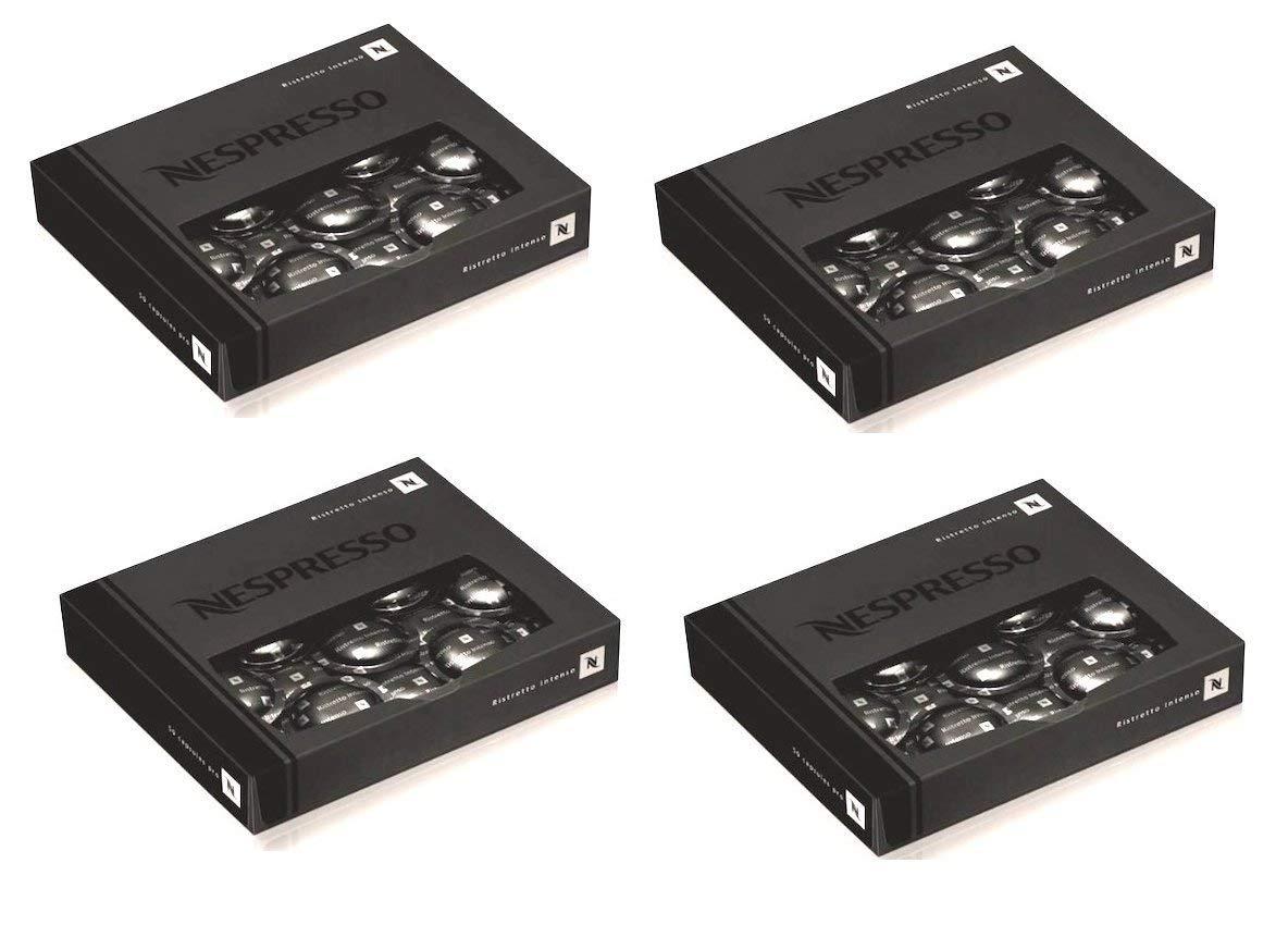 Nespresso Pro Ristretto Intenso 4 boxes x 50 capsules