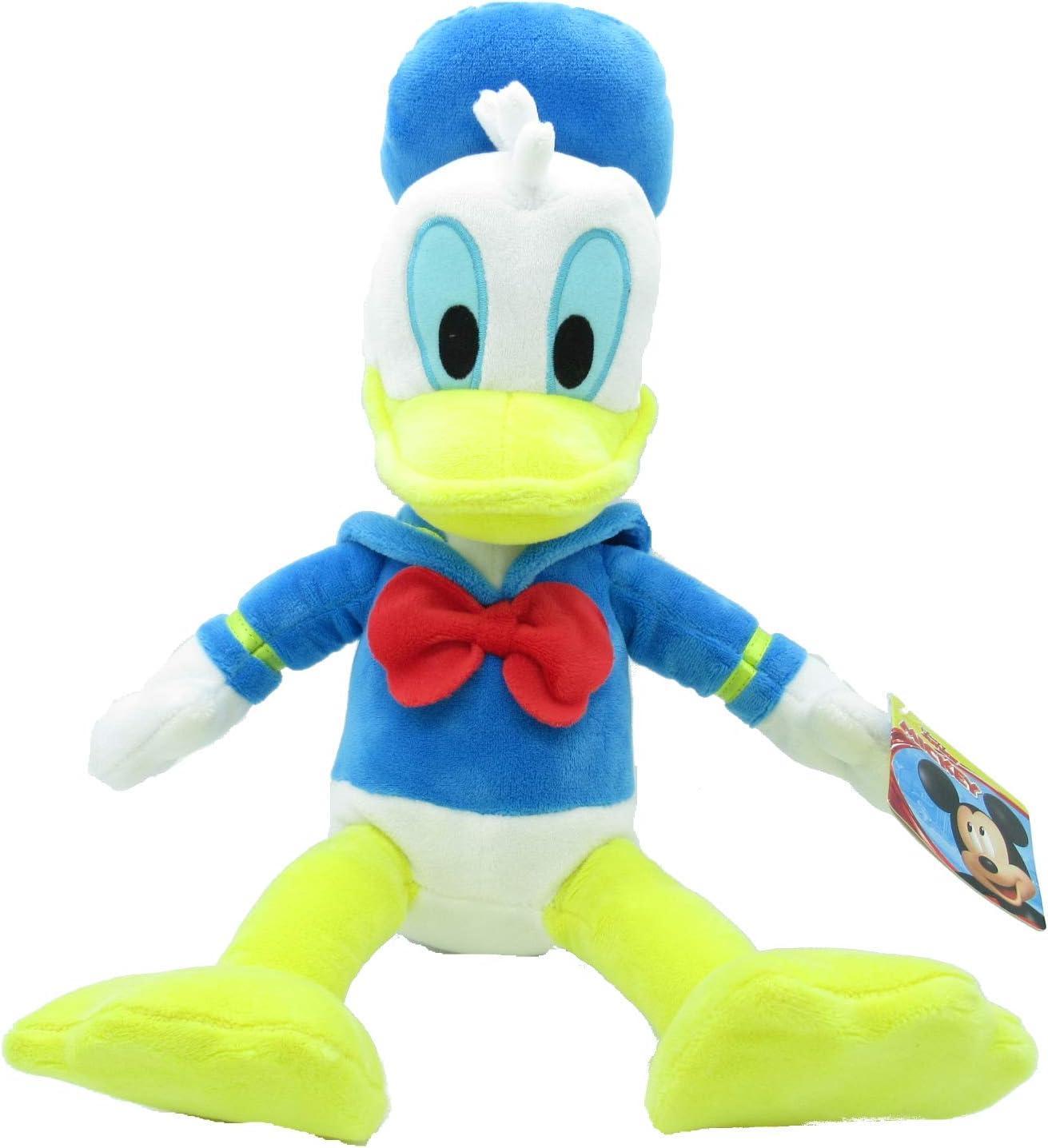 PTS - Felpa Peluche Pato Donald Donald Duck Original Oficial ...
