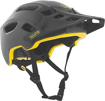 TSG Enduro – Casco para Bicicleta de montaña Trail Fox MIPS Solid ...