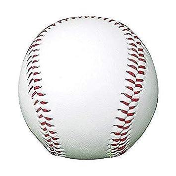 Hejiahuanle - Pelota de béisbol para Adultos y jóvenes, sin marcar ...