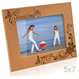 kate posh cousins picture frame 5x7 horizontal
