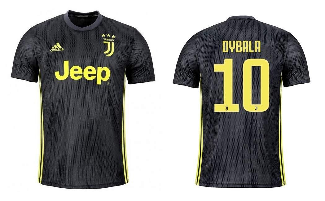 Juventus Turin Trikot Kinder 2018-2019 Third - Dybala 10