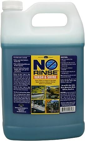 Optimum No Rinse Wash Shine 3 785 L Auto
