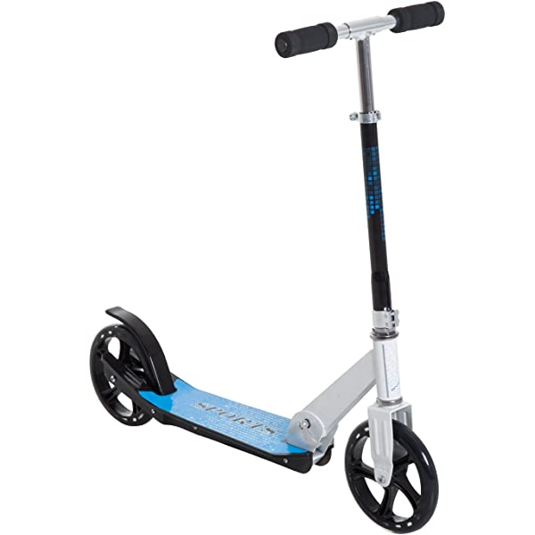 Homcom Patinete para Niños y Adultos Scooter Plegable ...