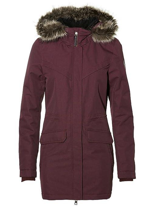 3d37f9c8612b O Neill Women s s Journey Parka Technical Jacket  Amazon.co.uk ...