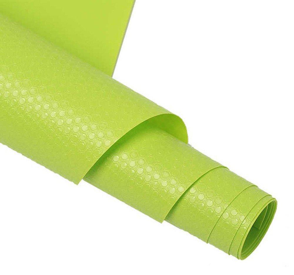 Aobiny Refrigerator Creative Tools, Multifunction Refrigerator Mat Fridge Anti-fouling Anti Frost Waterproof Pad (Green)