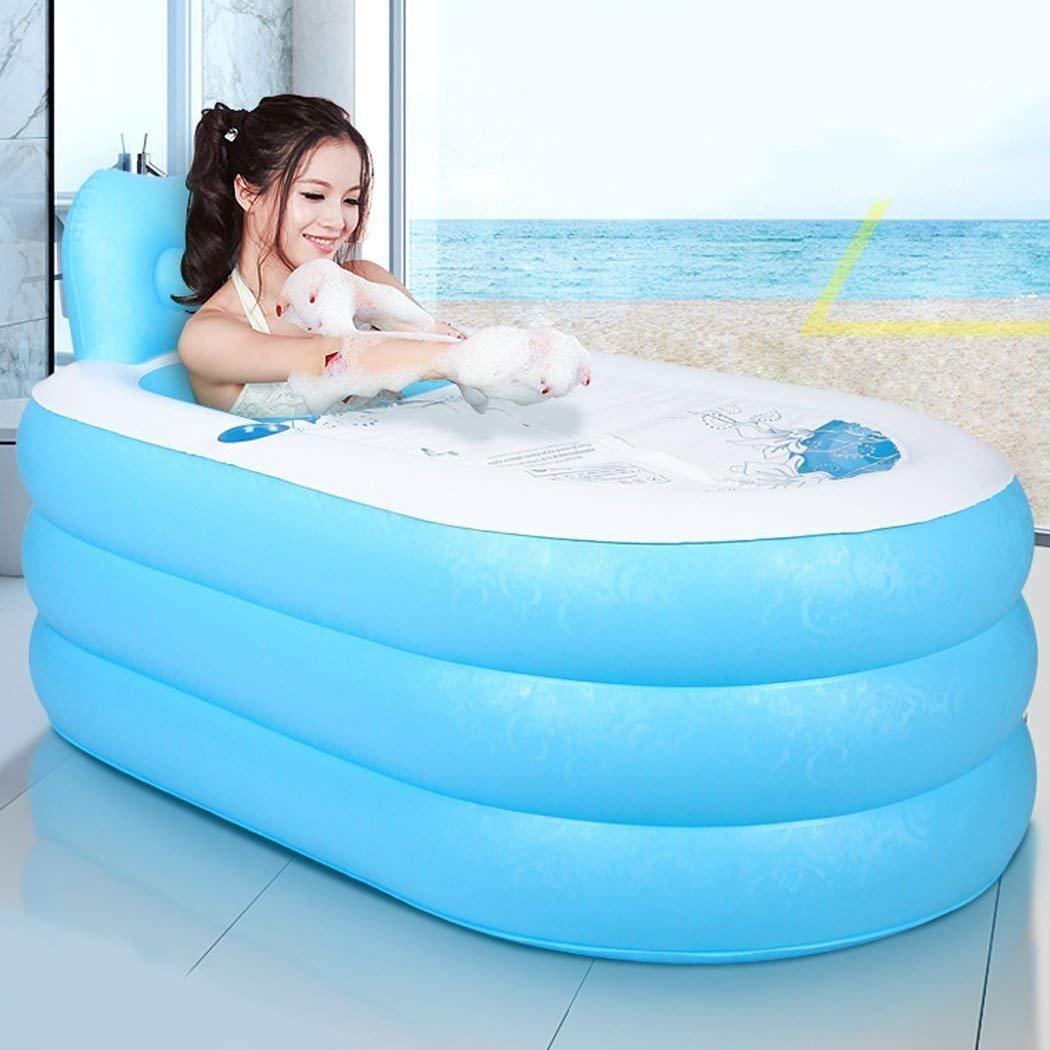GZ Badewannen-aufblasbares Badewannen-erwachsenes bewegliches faltbares PVC-Bad
