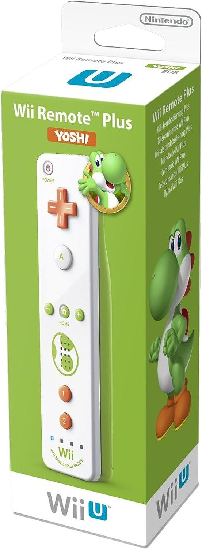 Nintendo - Remote Plus Yoshi (Nintendo Wii U): Amazon.es: Videojuegos