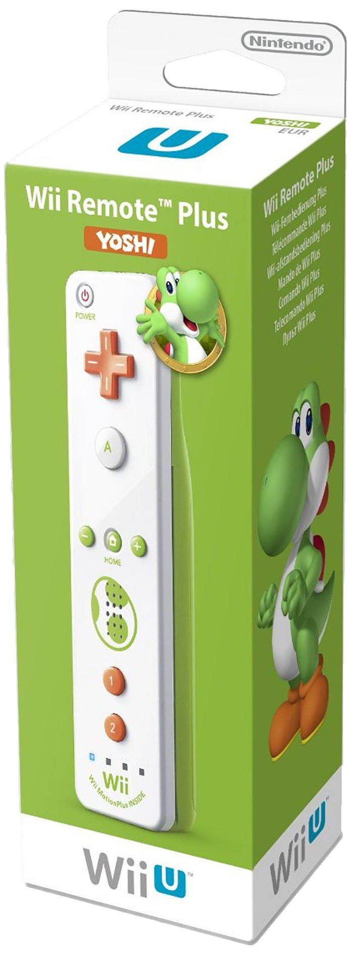 Wii U Remote Plus Yoshi's Edition, Fernbedienung für Nintendo Wii U