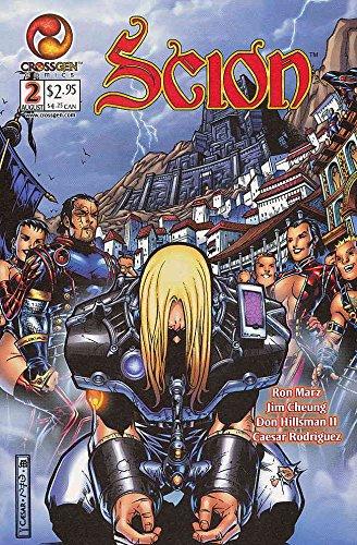 Scion #2 VF/NM ; CrossGen comic - 2 Scion