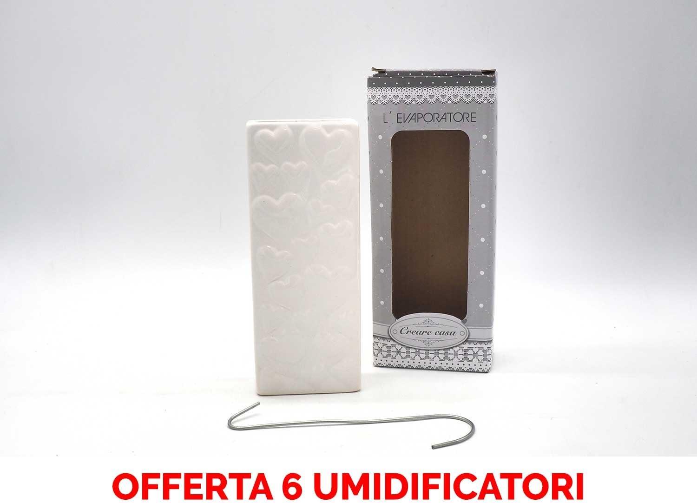 Offre 6/humidificateurs Radiateur c/éramique Vaporisateur humidificateurs Po/êle Radiateur