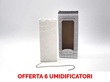 Oferta 6 aire Radiador vaporizador cerámica humidificadores Estufa Calefactor