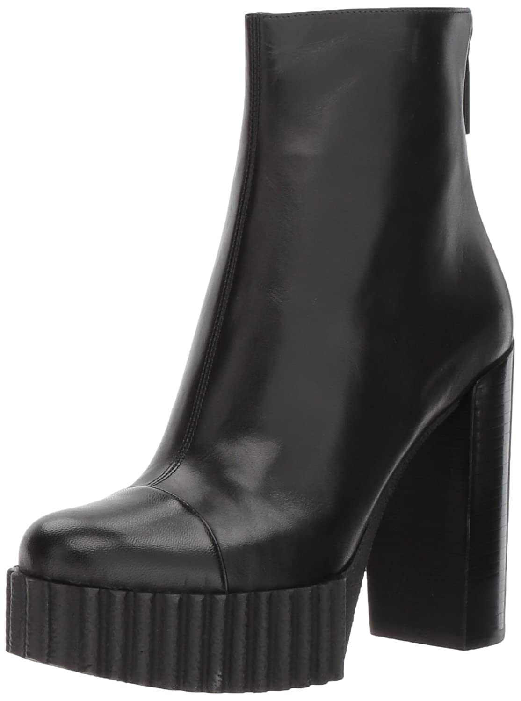 KENDALL + KYLIE Women's Cadence Fashion Boot B072KPCCFY 9.5 B(M) US|Black