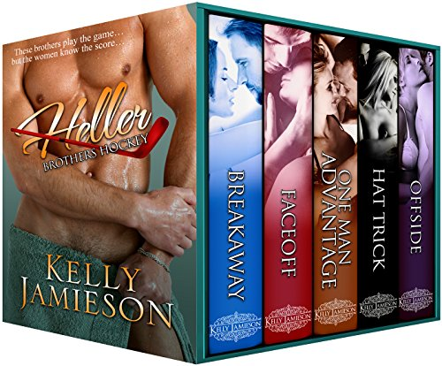 Heller Brothers Hockey - A Five Book Hockey Romance Collection ()