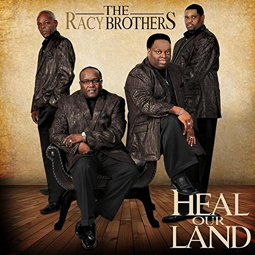 Heal Our Land - Racy Ray