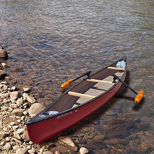 Kayak-Outrigger-Stabilizer-Canoe-w-Clamps-for-easy-onoff-CANOE-NOT-INCLUDED