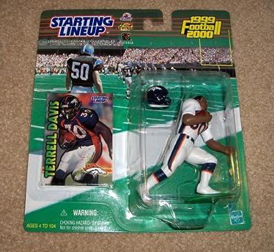 1999 Terrell Davis NFL Starting Lineup