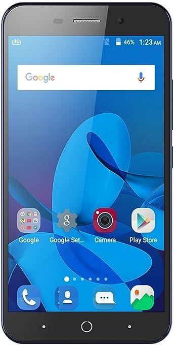 ZTE BLADE A602, SMARTPHONE LIBRE 4G, Android N, pantalla de 5.5 ...
