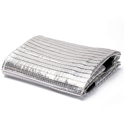 Amazon com: CATRP-Tarps Aluminum Foil Shade Net, Reflective Heat