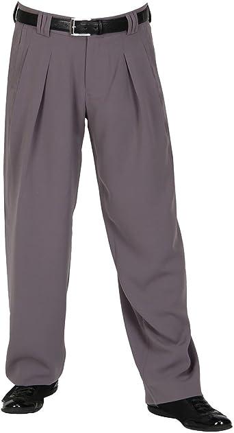HK - Pantalones de chándal para Hombre, Color Lila y Gris, con ...
