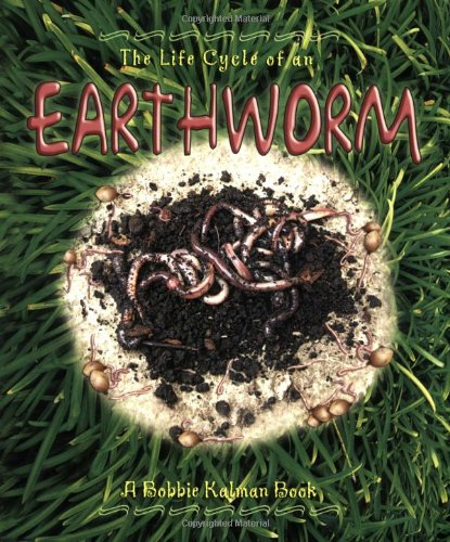 Earthworm (Life Cycle Of A...(Paperback))