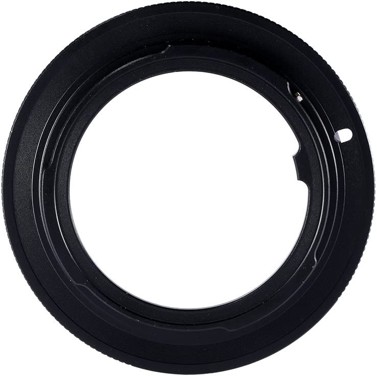 K/&F Concept Adapter for Olympus OM Mount Lens to Canon EOS Camera 50D 60D 7D 5D3