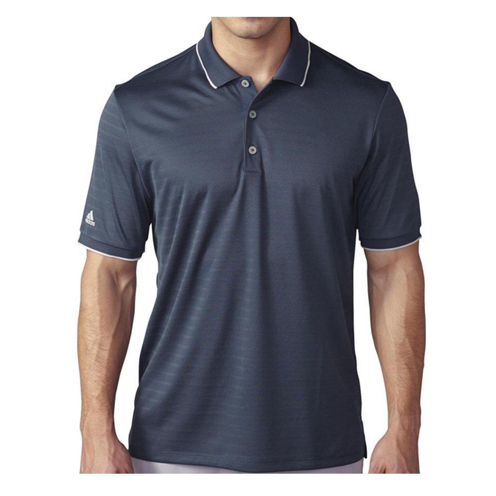 huge discount 49b03 6f35a adidas Golf Men's Golf Climacool Tipped Club Polo Shirt