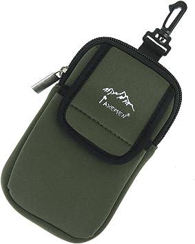 PriMI Multifuncional Radio Teléfono Gadgets Caso Bolsa de ...