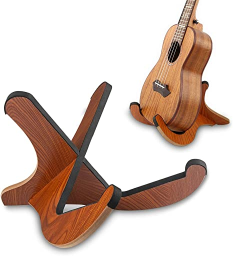 Soporte de madera para guitarra acústica, instrumentos musicales ...