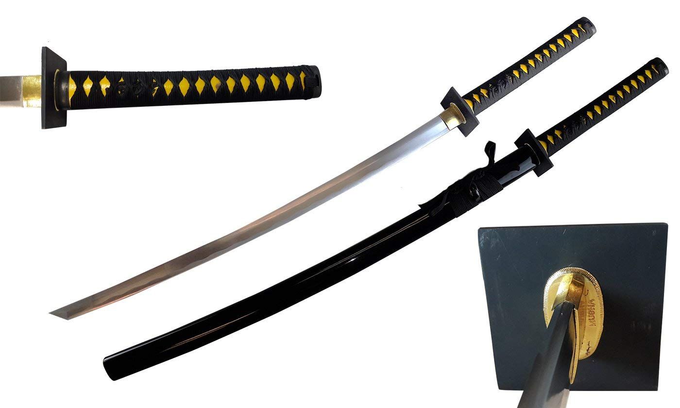Bishamon Japanese Hand Forged Samurai Sword - Samurai Jack