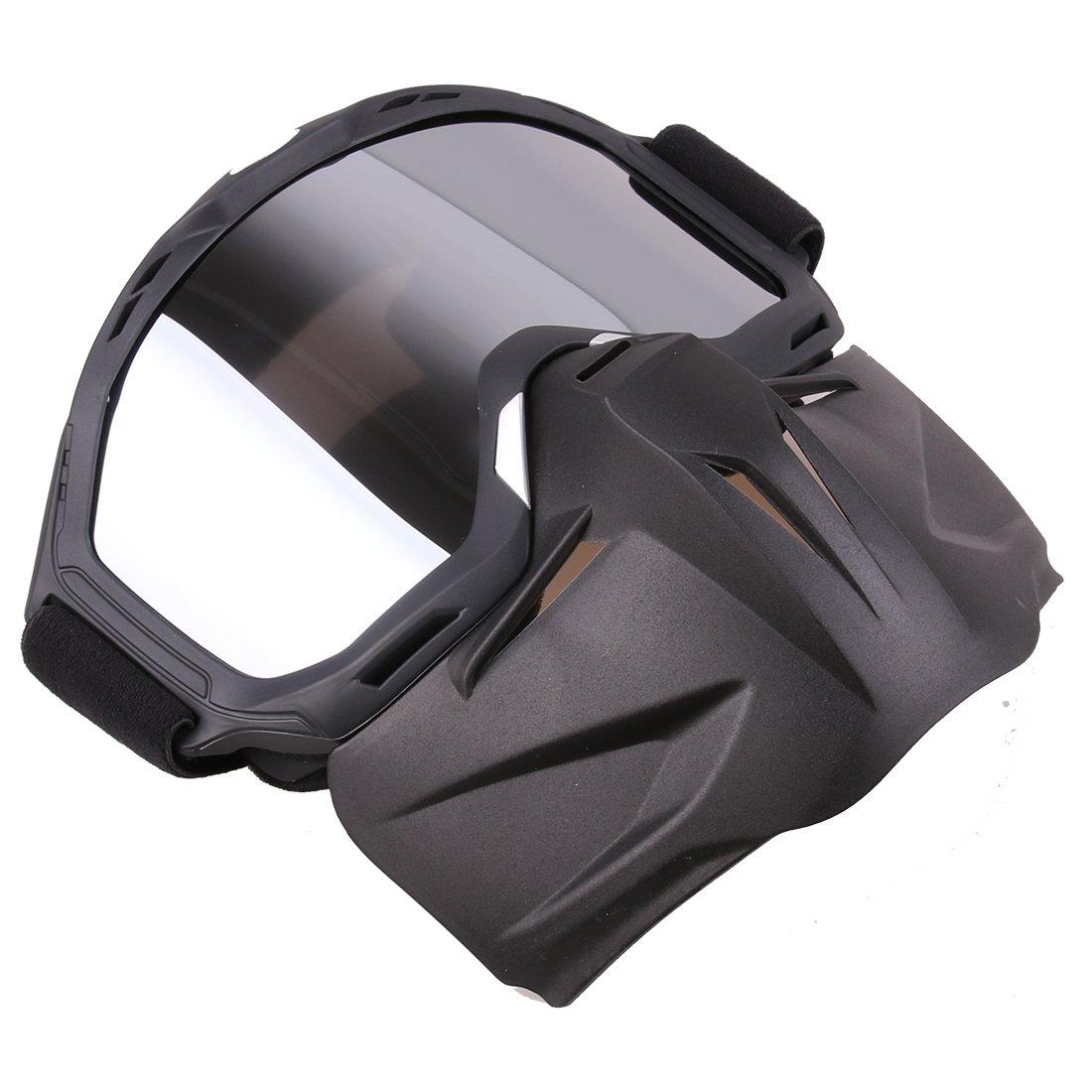 masque protection enfant nerf