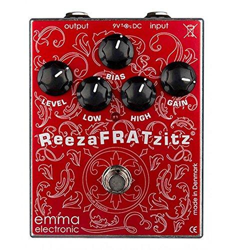 Emma Electronic ReezaFRATzitz · Pedal guitarra eléctrica: Amazon.es: Instrumentos musicales