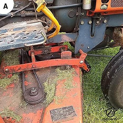 Correa cortadora 4l860 Continental Kevlar - 12,7 x 7,2 x ...