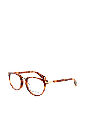 8fa9c901f02 ZAC POSEN Eyeglasses DAYLE Red Tortoise at Amazon Women s Clothing store