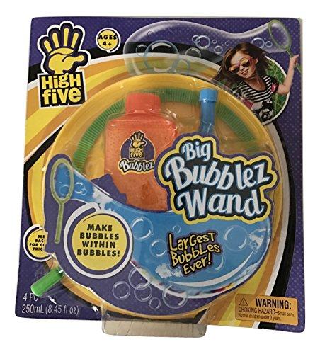 [Make Big Bubbles with Big Bubblez Wand] (Disney Jasmine Wand)