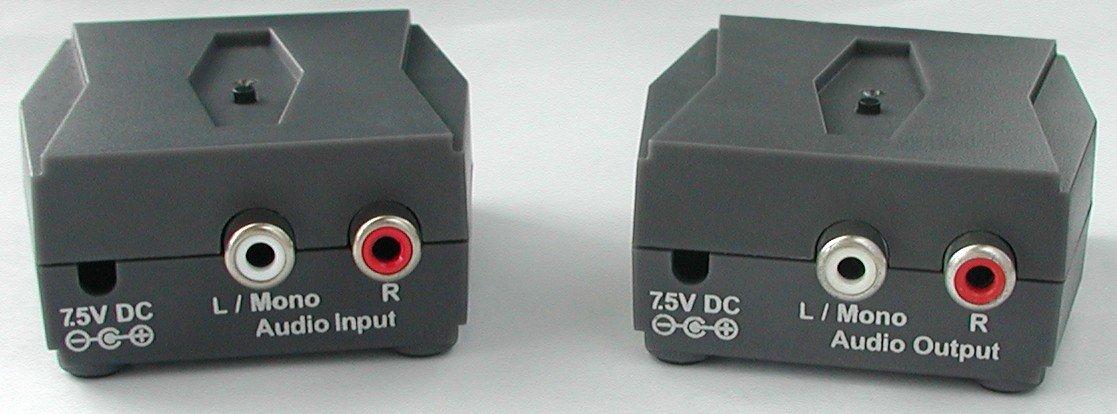 Ifinity inalámbrico Transmisor/Receptor de audio para altavoces surround Subwoofers y: Amazon.es: Electrónica
