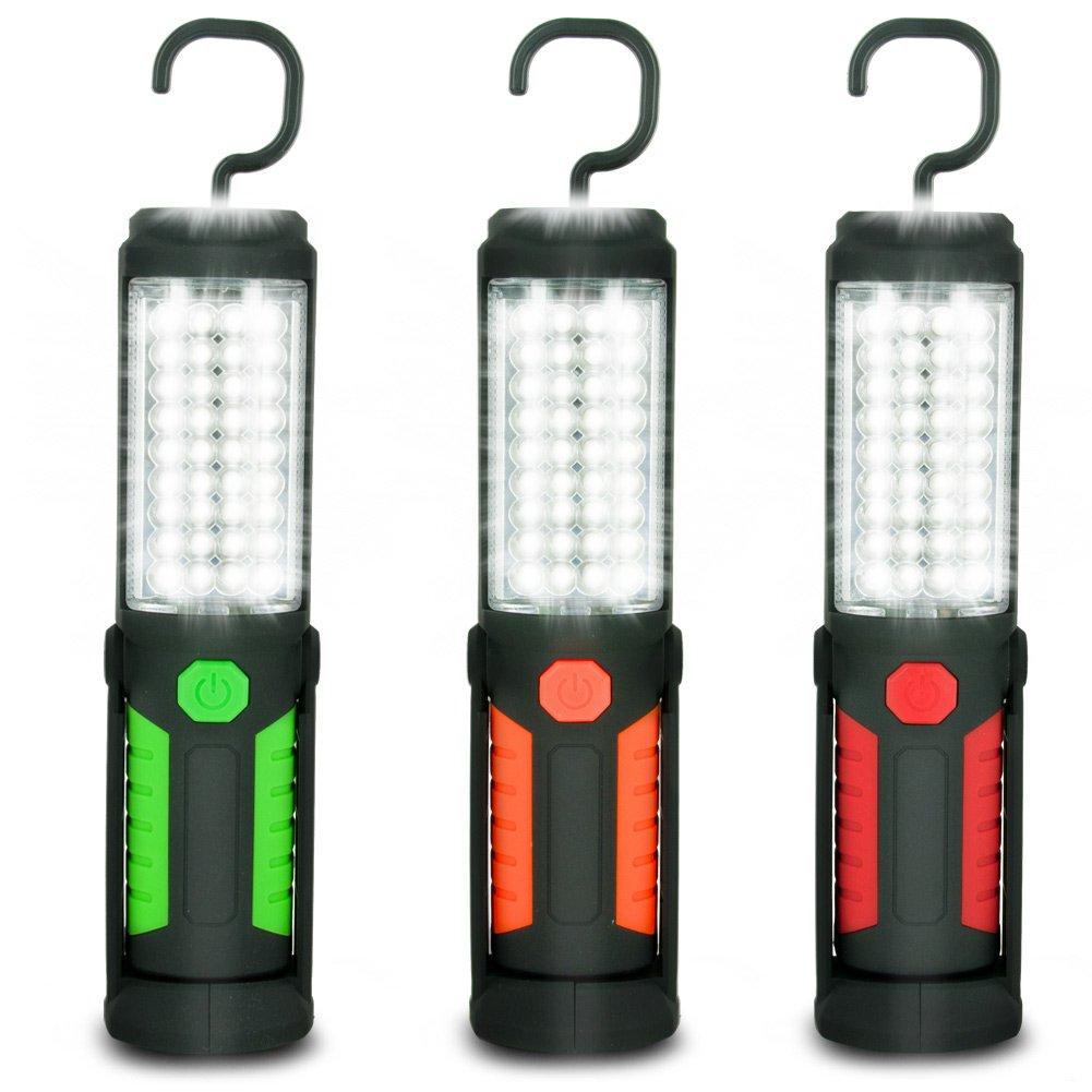 technology kc92191 super bright 36 led work light with 5 led ebay. Black Bedroom Furniture Sets. Home Design Ideas